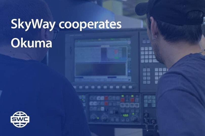 SkyWay hợp tác | Okuma Nhật Bản