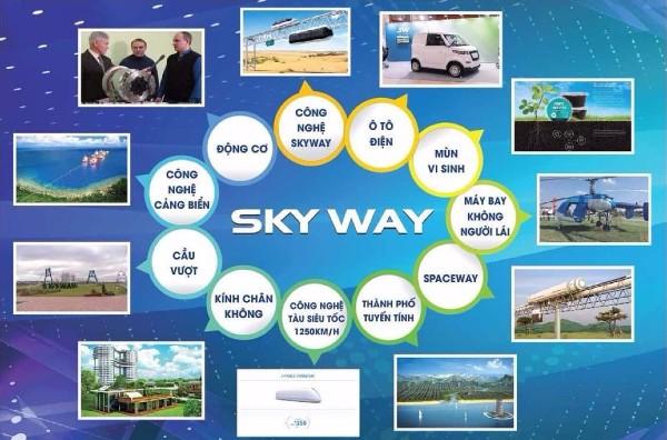 Sản phẩm của SkyWay