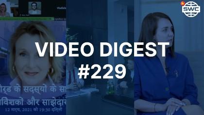 #229 Anatoli Unitsky nói về giai đoạn 15 | Nadezhda nói về dự án thương mại | Gặp gỡ đối tác SWC Ấn Độ