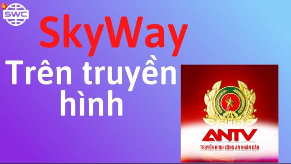 SkyWay ANTV : Công nghệ vận tải đường ray dây trên cao tại đô thị