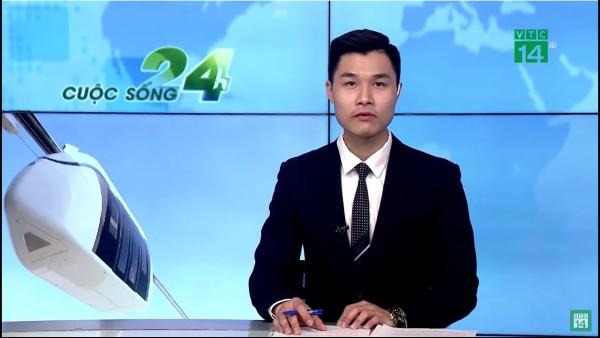 VTC14 | Bản tin Cuộc sống 24h Giới thiệu về SkyWay tại UAE lên 21/01/2021